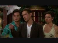 Daniel stops daniel and ambers wedding