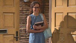 Lexie Alexander as Mattie Ashby first show