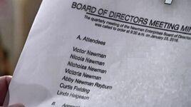 Newman Enterprises Board of Directors