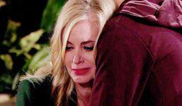 Ashley cries to Ravi