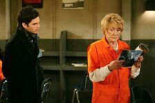 Kevin visits Katherine in prison