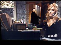 Gloria stalks Lauren