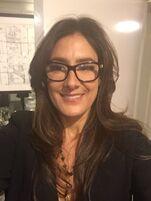 Alicia Coppola Meredith glasses