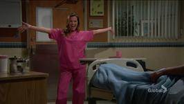 Chelsea as a nurse