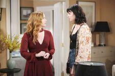 Mariah confess heart to Tessa