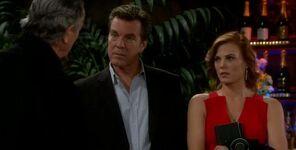 Phyllis Jack run into Victor