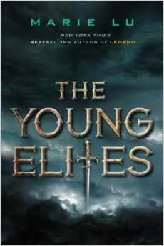 The Young Elites cover 1