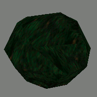 DromEd Object Model bush02