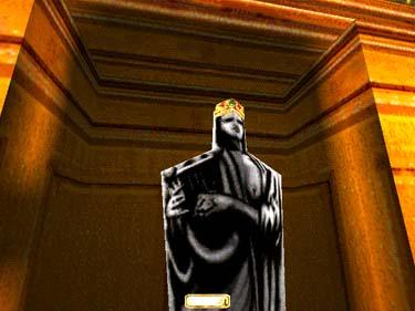 KeepersChapel statuetiarra