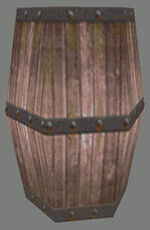 DromEd Object Model barrel