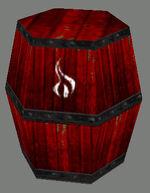 DromEd Object Model barrelex