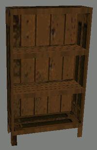 DromEd Object Model cabinet