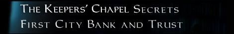 KeepersChapel secret-bank