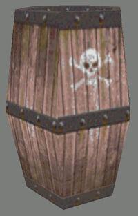 DromEd Object Model barrel1