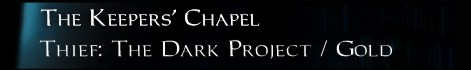 KeepersChapel title-thief