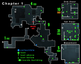 Chapter 1 Loot Map