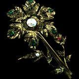 Flowers Eternal - Sunflower Brooch