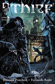 Thief comic cover