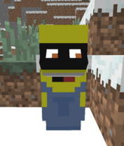 Boy Minion Two Eyes