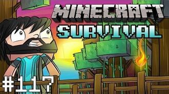 Minecraft Survival - Part 117 - Back To The Ocean Monument-0