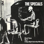 The Specials-Ghost Town-UK single