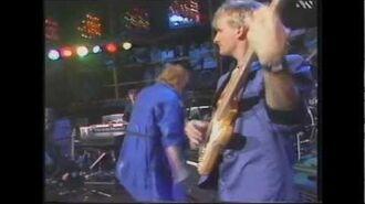 Public Image Ltd Live on The Tube 1983