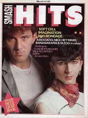 Smash Hits, July 08, 1982 - p.01 Soft CEll cover