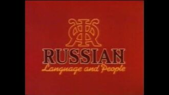 Russian Language and People Episode 20