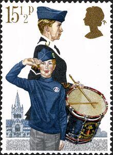 1982-03-24 Stamp