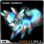 Candion runic