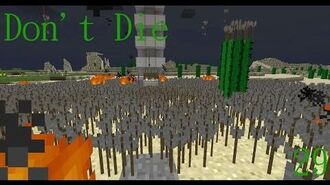 Don't Die Minecraft 29 A Zombie and his Seeds!