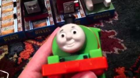 The Push Along Thomas Engines Review by HenryNWR3