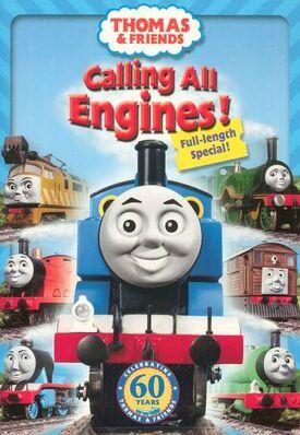 CallingAllEngines!DVD