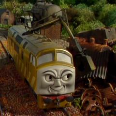 Diesel 10 in Calling All Engines!