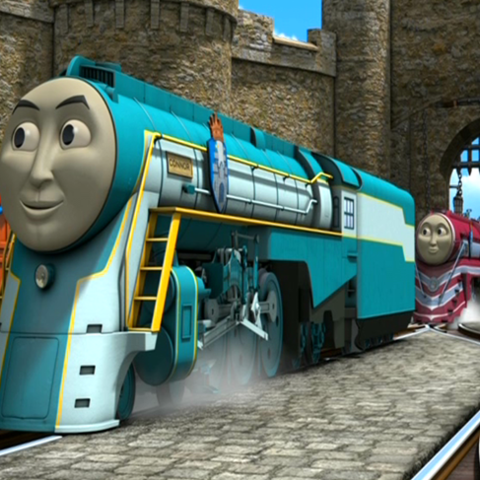 Connor in King of the Railway