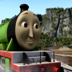 Henry in Misty Island Rescue