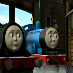 Edward in King of the Railway