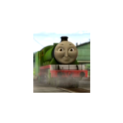 Henry in Day of the Diesels