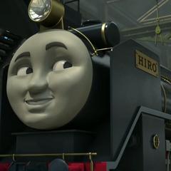 Hiro in the nineteenth season