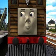 Toby in the eighteenth season