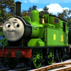 Oliver in Sodor's Legend of the Lost Treasure