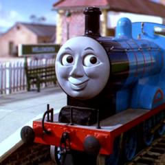 Edward in the first season