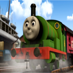 Percy in the fourteenth season