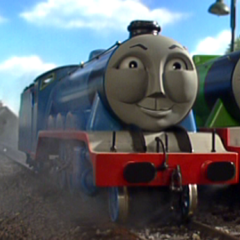 Gordon in Calling All Engines!