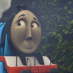 Gordon in Misty Island Rescue