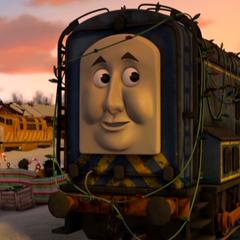 Sidney in the seventeenth season