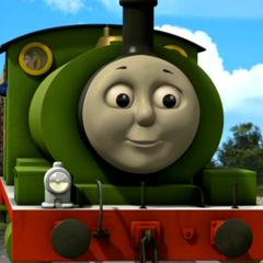 Percy in the eighteenth season
