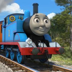 Thomas in The Adventure Begins