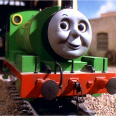 Percy in the first season