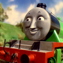 Henry in the first season